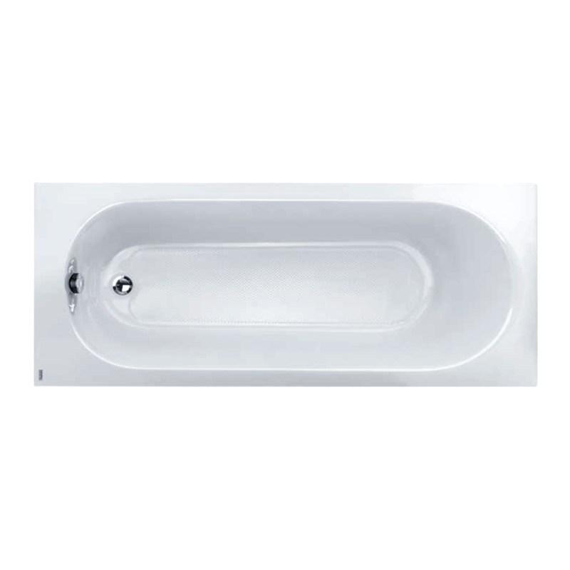 Twyford Opal Bath 1700x700mm Anti Slip No Tap Hole