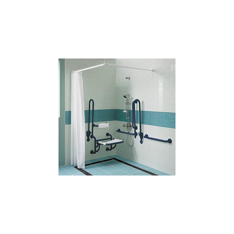 Twyford Doc.M Shower Pack Blue