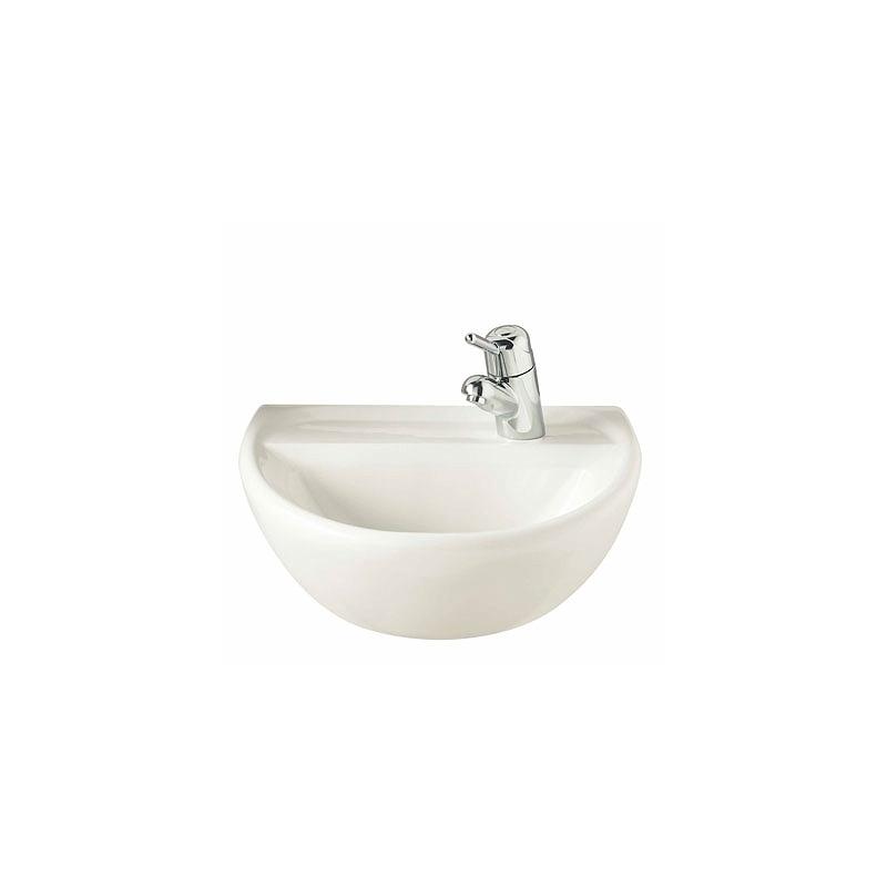 Twyford Sola Medical Washbasin 500x400 1 Tap Right Hand