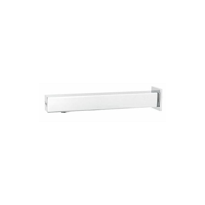 Twyford Sola Square Wall Mounted Infrared Spout