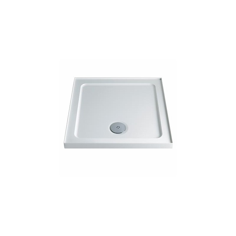 Twyford Shower Tray 900x900 Square Upstand