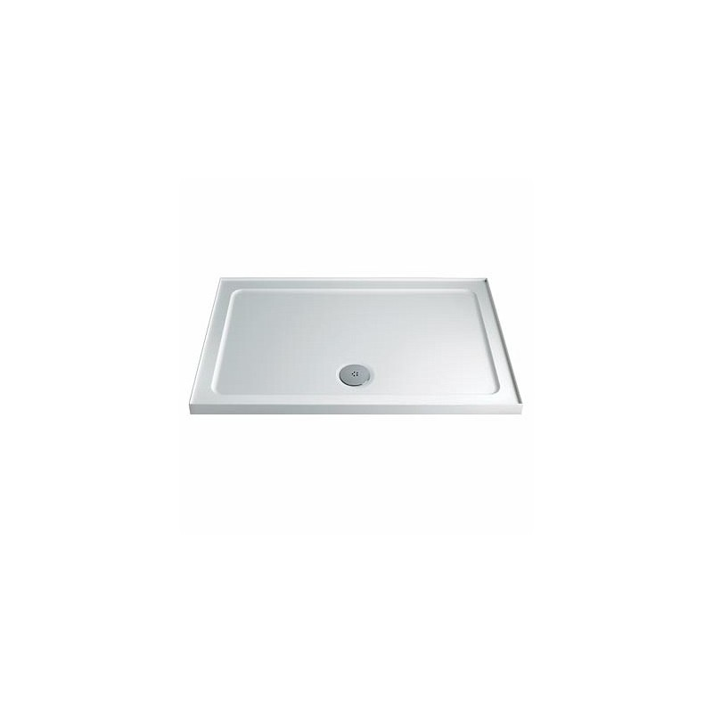 Twyford Shower Tray 1000 x 760 Rectangle Upstand