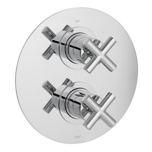 Vado Elements 1 Outlet 2 Handle Thermostatic Valve