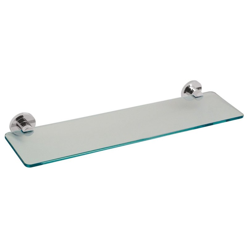 Vado Elements Frosted Glass Shelf 558mm