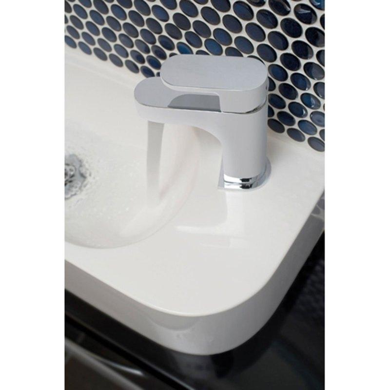 Vado Life Mini Mono Basin Mixer with Universal Waste