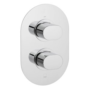 Vado Life 1 Outlet 2 Handle Thermostatic Valve