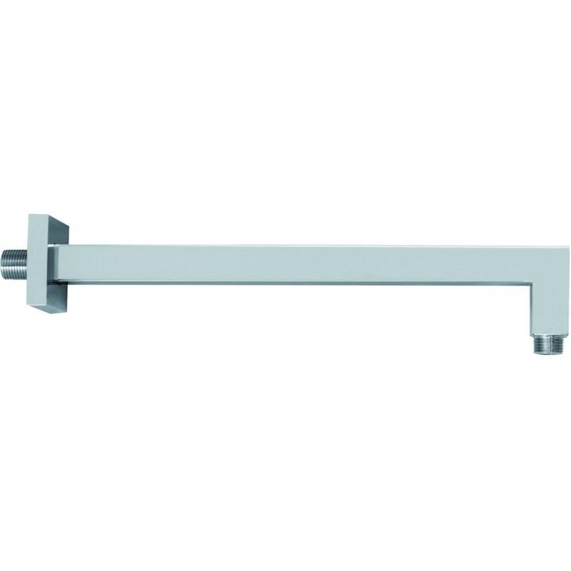 Vema Square 400mm Wall Shower Arm