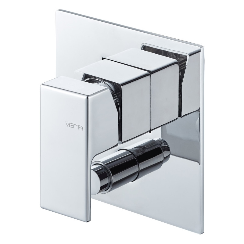Vema Lys Concealed Shower Mixer with Diverter