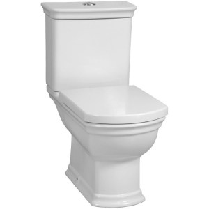 Vitra Serenada Close-Coupled WC Pan White