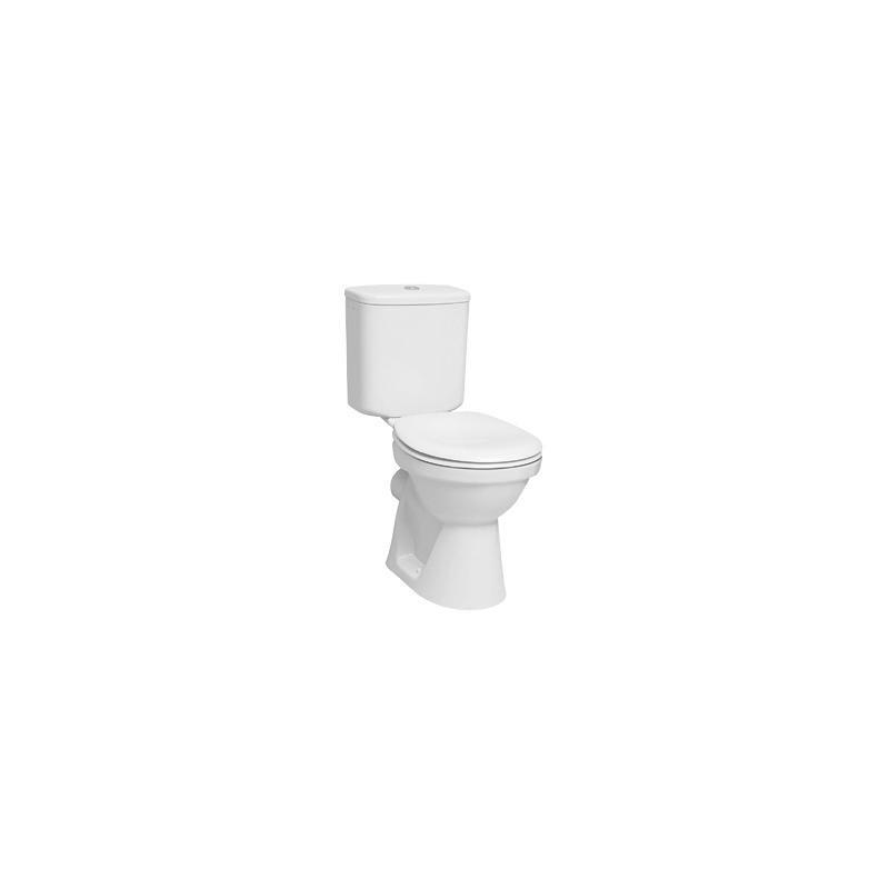 Vitra Milton Close Coupled WC Pan