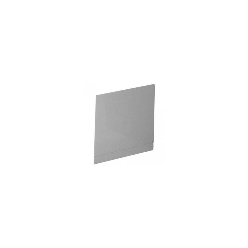Vitra Delphi/Neon End Panel 50cm White