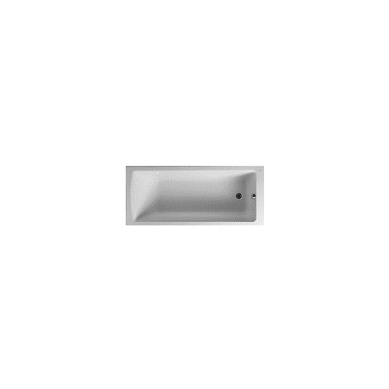 Vitra Neon Bath 160x75cm White