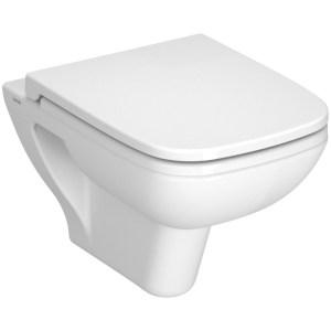 Vitra S20 Wall-Hung WC Pan 52cm White