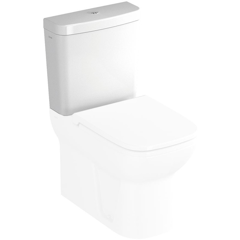 Vitra S20 Close Coupled Cistern White