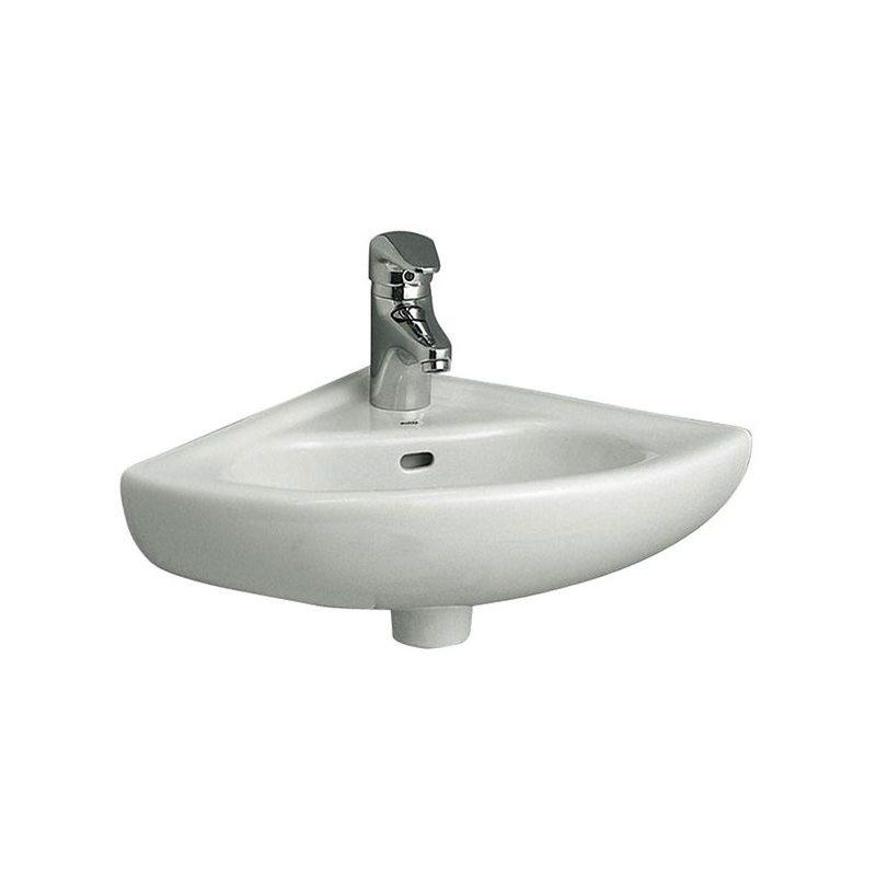 Vitra S50 Corner Basin 40cm 1 Taphole