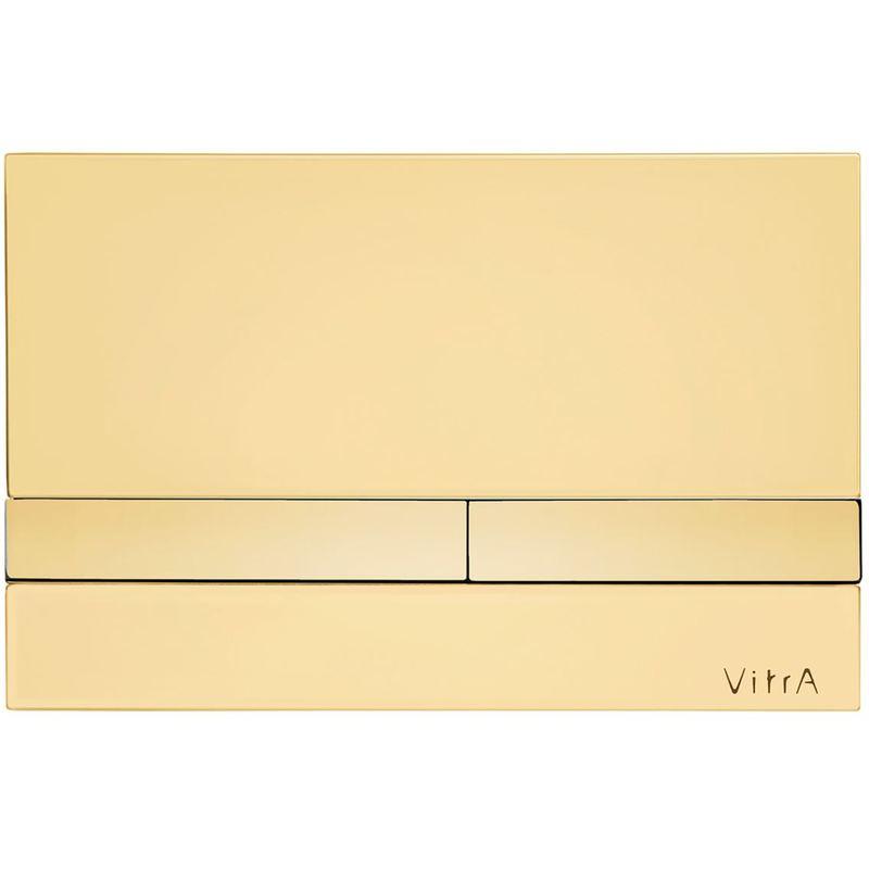 Vitra Select Mechanical Control Panel Metal Gold