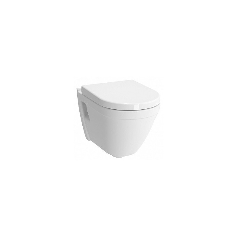 Vitra S50 Wall-Hung Toilet with Standard Seat