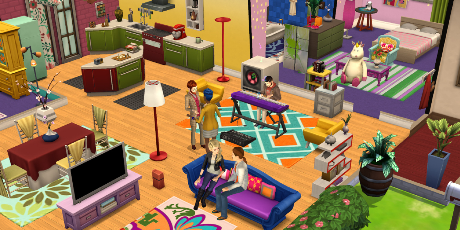 The Sims Mobile: popular life simulation comes to iOS - TapSmart