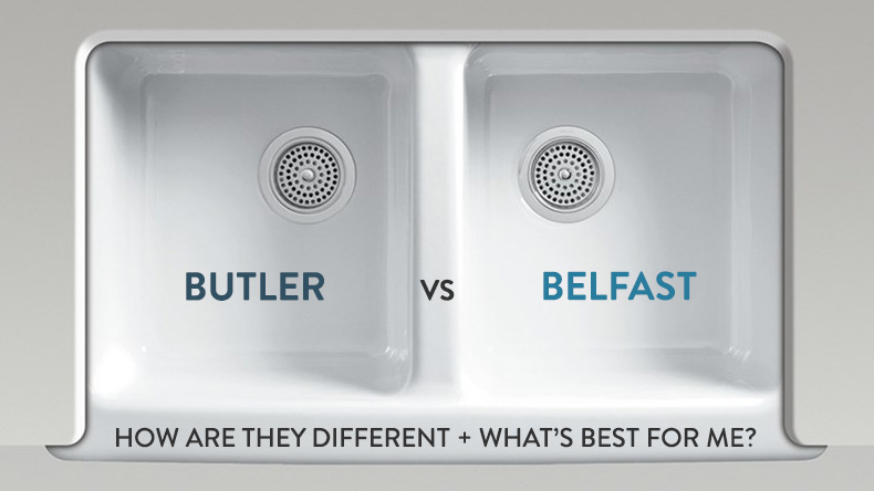 The Important Difference Between Butler And Belfast Sinks