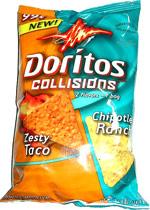 Doritos Collisions Zesty Taco & Chipotle Ranch