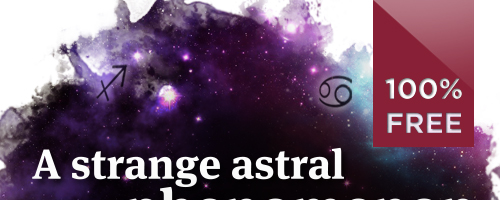 Request your free Astral Reading!