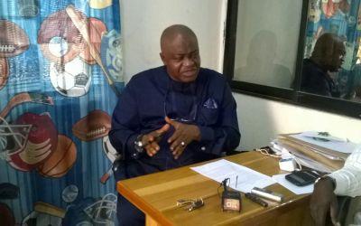 Hon. Silvanus Giwa.