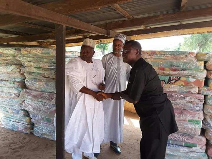 Education Resource Centre Donates Mattresses to Exchange Schools