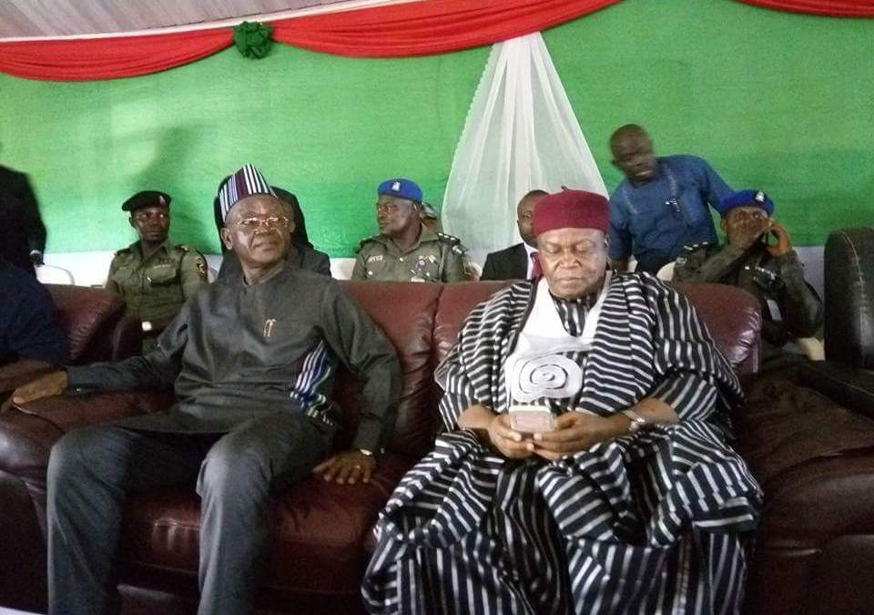 Taraba and Benue Signs Peace Accord on the Ongoing Boundary Adjustments in the Two States