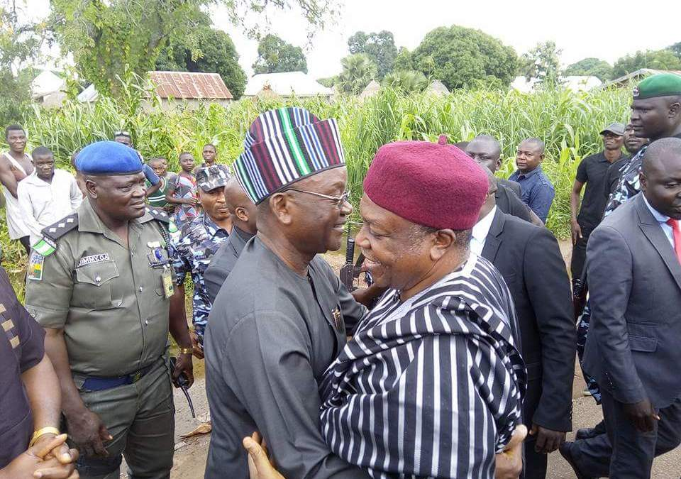 Communique Issued at the End of Benue and Taraba States Boundary/Security Peace Meeting