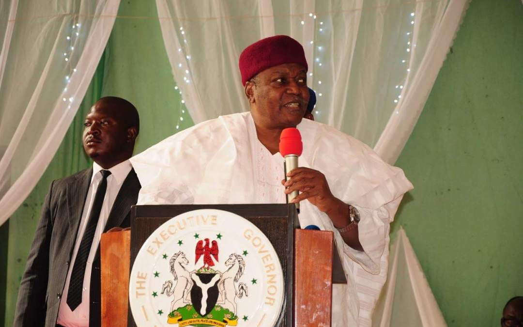 Get Your PVCs, Ishaku Urges Taraba Residents