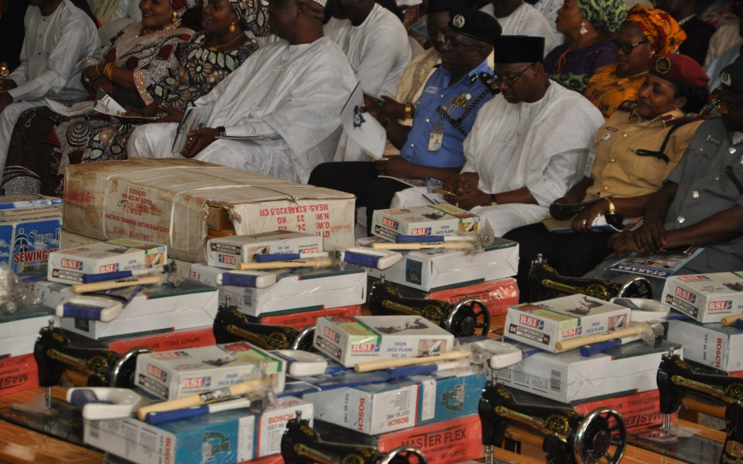 Governor Ishaku Empowers Taraba Women and Youth Using an Innovative Strategy that is Yielding Astonishing Results.