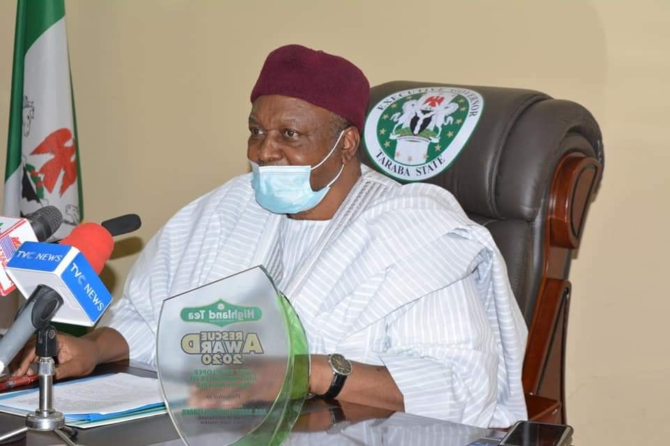 Let's Keep Hope Alive in the New Year – Gov. Ishaku