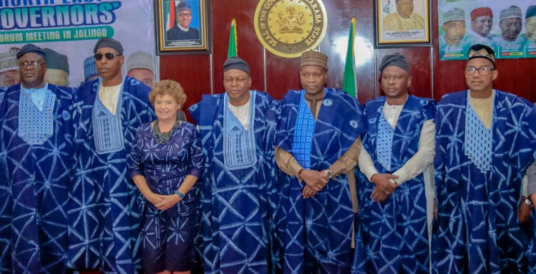 Communique Issued At The End of 5th- Meeting of the Governors of the North-East Held in Jalingo, Taraba State – Tuesday, 6th July, 2021