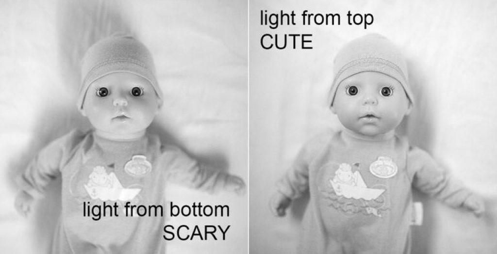 newborn lighting tutorial