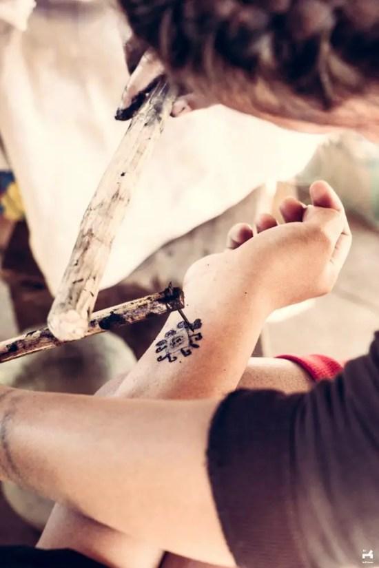 Apo Whang-Od tattoo design