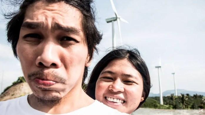 Pillila windmills in Rizal