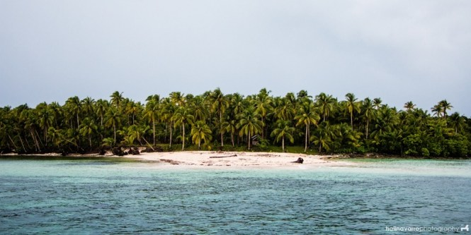 Kahuwagan Island in Siargao