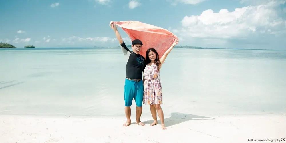 Punta Sebaring in Bugsuk Island, Balabac, Palawan