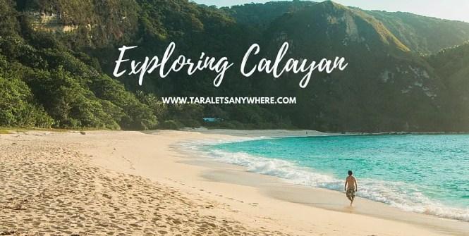 Calayan Island feature