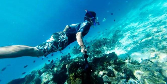 Snorkeling in El Nido