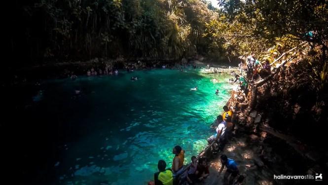 Hinatuan River in Surigao