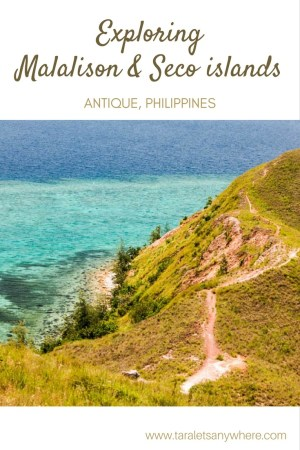 Malalison island and Seco island in Antique, Philippines | Travel guide to Malalison Island | Travel guide to Seco Island