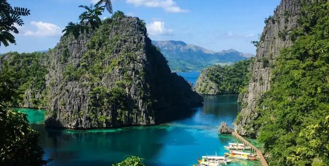 Solo travel guide to Coron, Palawan