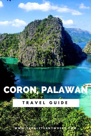 Budget travel guide to Coron, Palawan (Philippines)