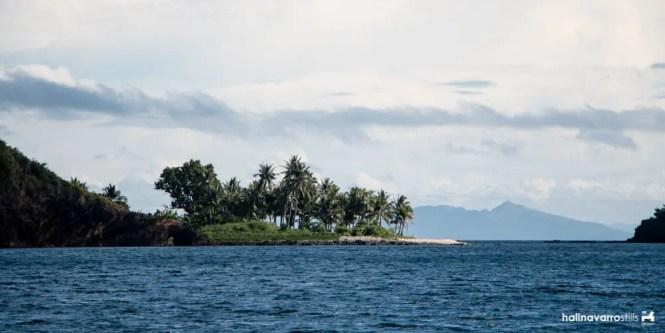 Beach in Tingkasan Island, Biliran