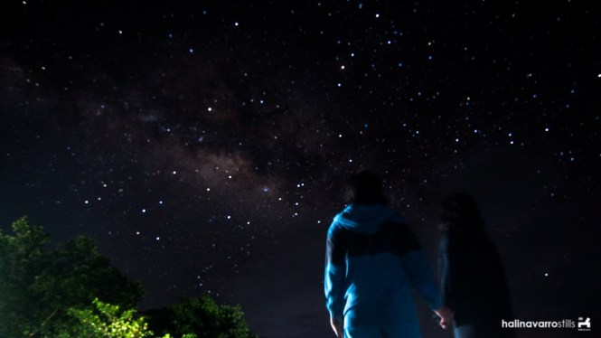 Milky Way in Biliran