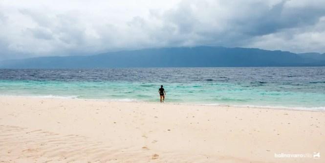 Mahaba Island in Biliran