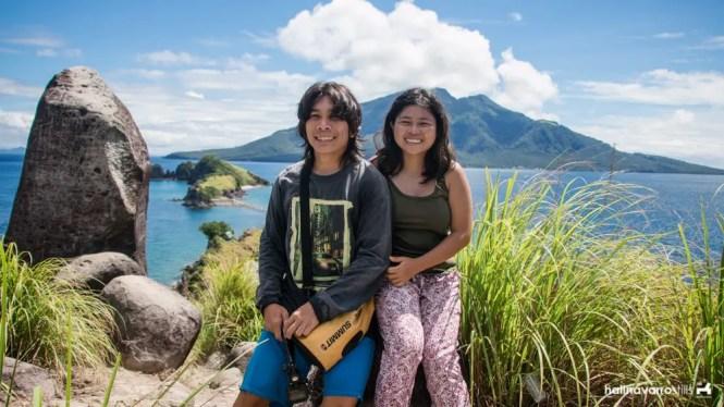Sambawan Island couple shot