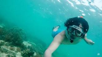 Hali in Aslom Island