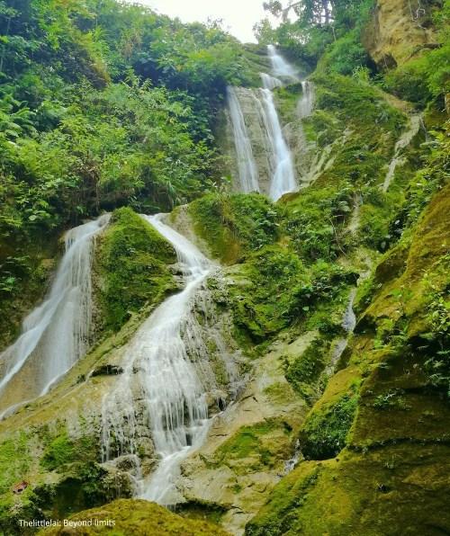 Kabantian Falls, Bohol